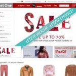 StreetOne, ONE TOUCH und CECIL Online Shops für Mode und Accessoires
